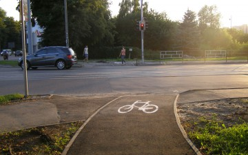 Kyiv Cyclists' Association is looking for inspiring funding advocacy campaigns