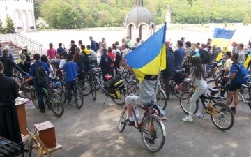 Two more Ukrainian towns have developed cycling concepts