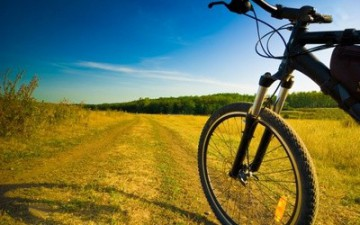 Poltava region promotes cycling tourism