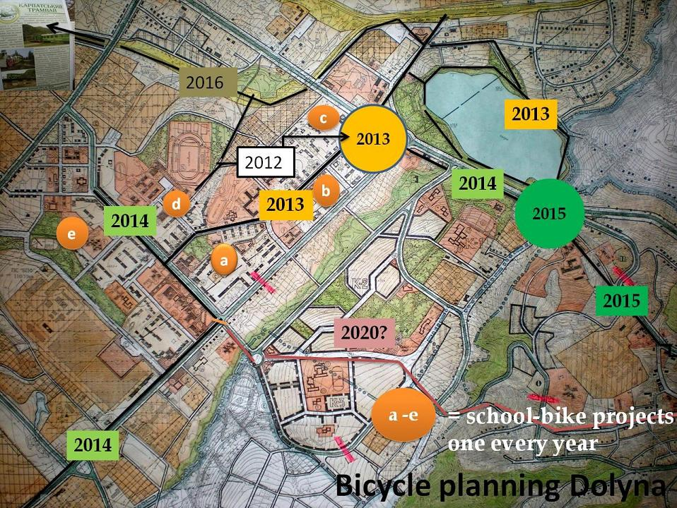 Bicycle-plan-Dolyna