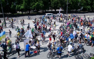 The Cycling Development program in Cherkasy — approved