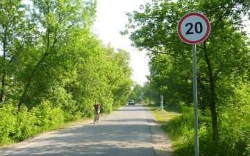 Inspiring advocacy: New cycling infrastructure in Kyiv